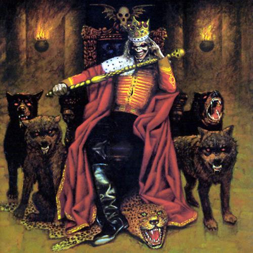 Iron Maiden Edward the Great