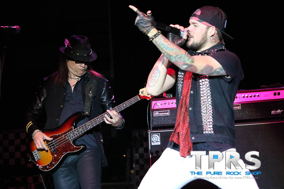 TPRS.com Quiet Riot-James-Durbin
