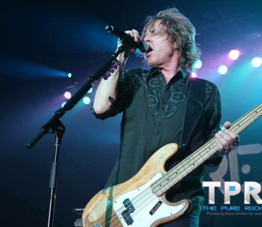 Jeff Pilson Foreigner